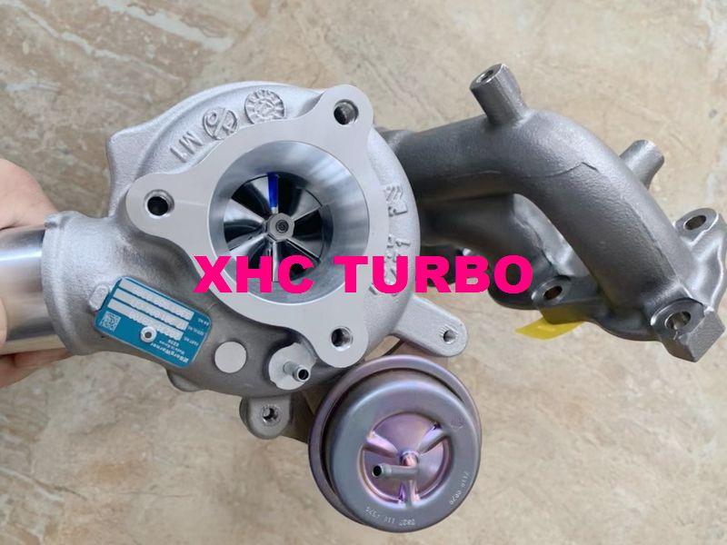 Novo genuíno borgwarne * r bv43 28231-2b700 53039700306 turbo turbocompressor para hyundai veloster 1.6 t