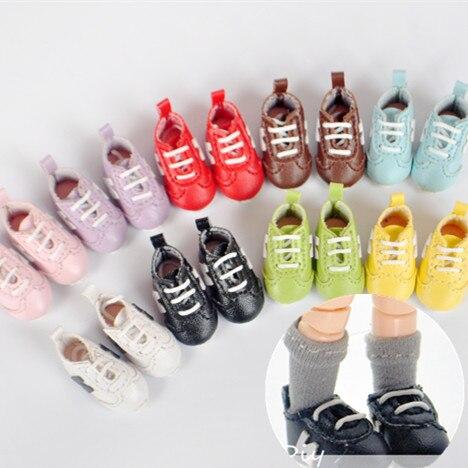 Envío Gratis, zapatos deportivos de moda para Blyth Azone OB11, Licca Momoko 1/6, accesorios para muñecas, juguetes, regalo, casa de juego para niñas