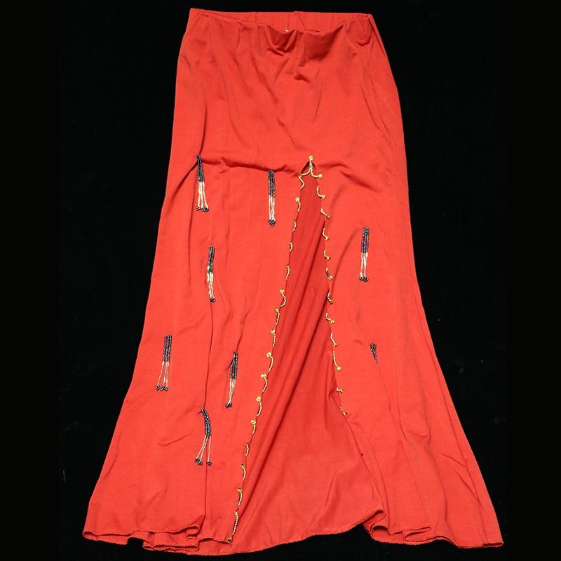 Высококачественные костюмы для танца живота, ограниченная серия, распродажа, акции, яркая акция, юбка для танца живота и