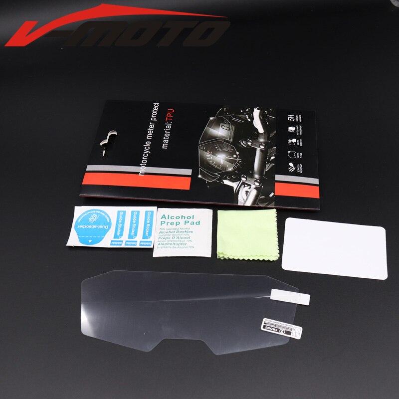 2019 clúster Protector de pantalla contra rasguños clúster para Yamaha MT07 MT 07 MT-07 FZ07 FZ 07 FZ-07 2013-2017