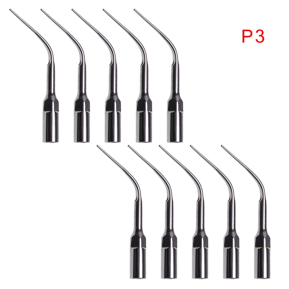 dental endo perio scaling tips for ems ultrasonic scaler handpiece 10 pcs  Dental Perio Tip P3 For Ultrasonic Piezo Scaler EMS Woodpecker Handpiece