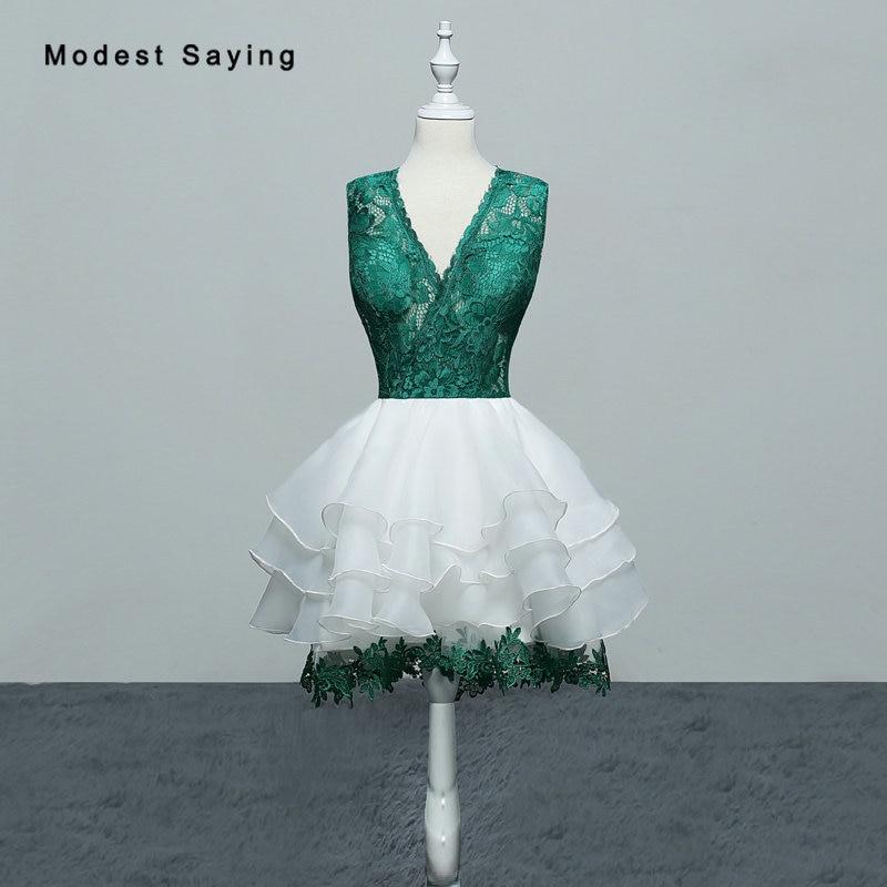 Green Homecoming Dresses 2018