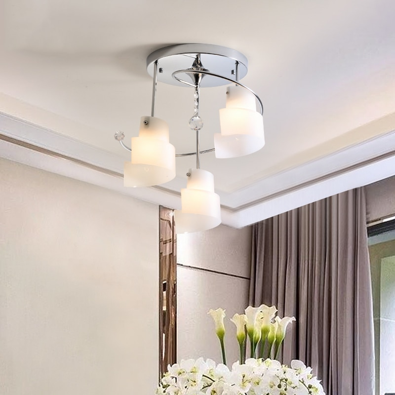 Nordique moderne pendentif LED lumières E27 lampes suspendues chambre salon hôtel hall Restaurant café Luminaire Luminaire