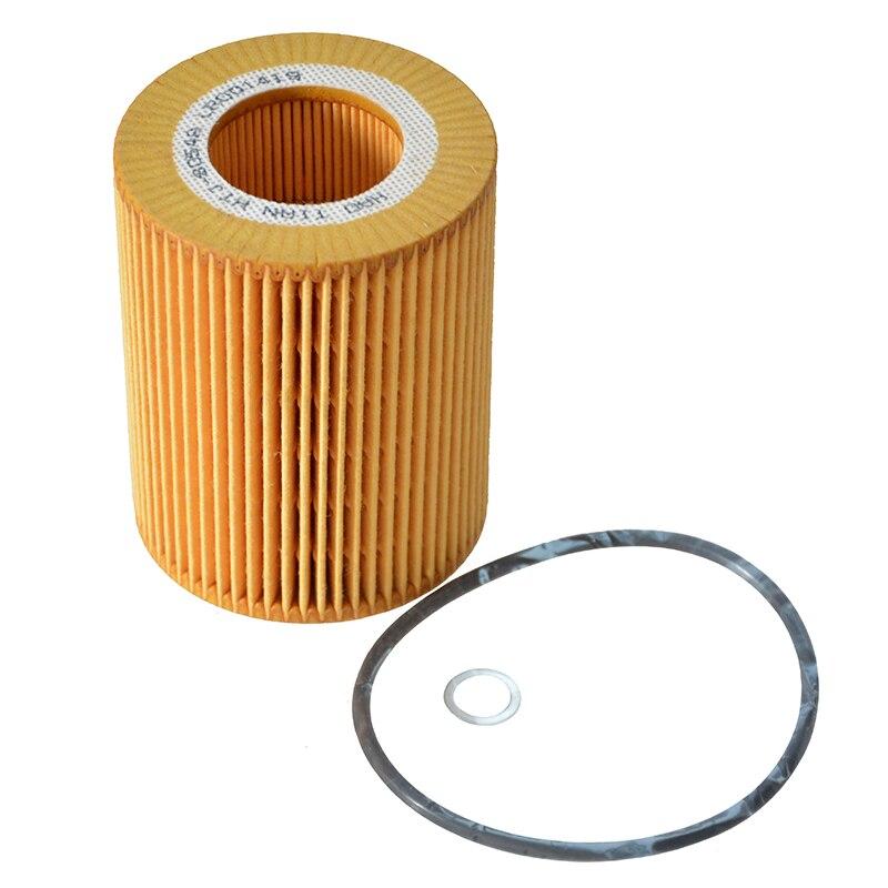 Coche filtro de aceite para Land Rover Freelander 2 3,2 2 descubridor para VOLVO S80 S60 V70 V60 XC60 XC70 XC90 30750013 LR001419