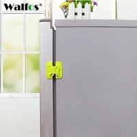 walfos cabinet door refrigerator toilet safety lock for child baby safety lock cartoon dog puppy shape safety fridge door locks