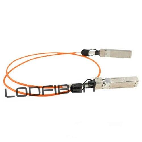 10 m (33ft) Arista réseaux AOC-S-S-10G-10M Compatible 10G SFP + câble optique actif