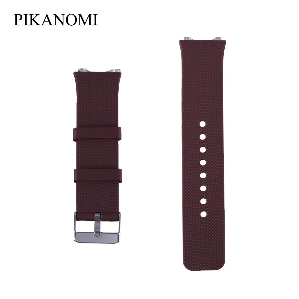 New Original DZ09 Smart Watch Strap Replacement Smart Wristwatch Strap Adult Children Silicone Strap Smart Wearable Accessories