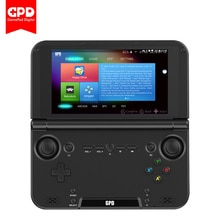 New Original GPD XD Plus 5Inch 4 GB/32 GB MTK 8176 Hexa-core Handheld Game Console Laptop ( Black )