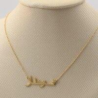 custom arabic necklace women personalized arabic name handmade arabic name pendent jewelry christmas gift
