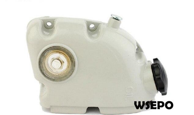 ¡Calidad superior! Conjunto para tanque de combustible a gasolina para MS070 motosierra pequeña a gasolina 02 tiempos/separador de madera/máquina de corte de troncos