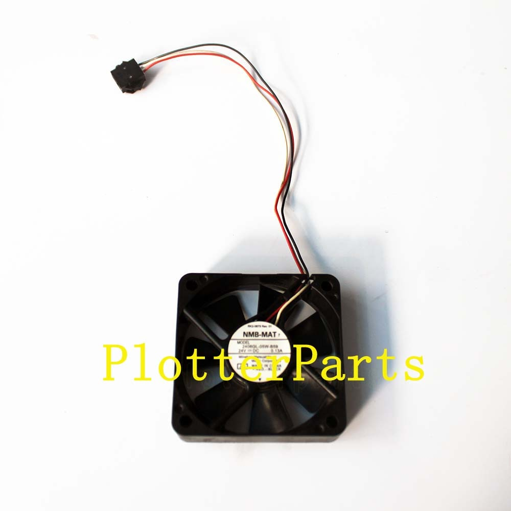 RK2-0673-000CN assembléia Fan para HP Color LaserJet 2605 Peças de Impressora 2605DTN 2605DN Original usado
