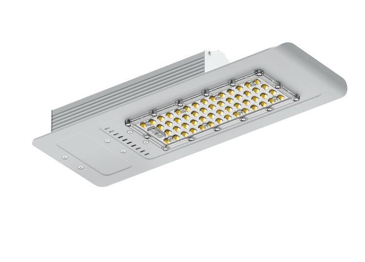 Econômico 60 w LED Rua Luz de alta lumens garantia AC85-265V IP67 ao ar livre Lâmpada de poste de luz da estrada 3 yease