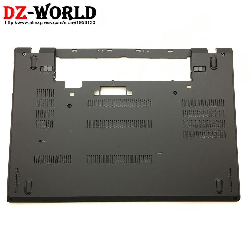 New Original for Lenovo ThinkPad T470 A475 Bottom Case Base Cover D Cover 01AX949