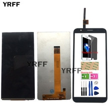 LCD Display For Doogee X55 LCD Display Screen + Touch Screen Digitizer Panel Sensor 5.5'' Mobile Pho