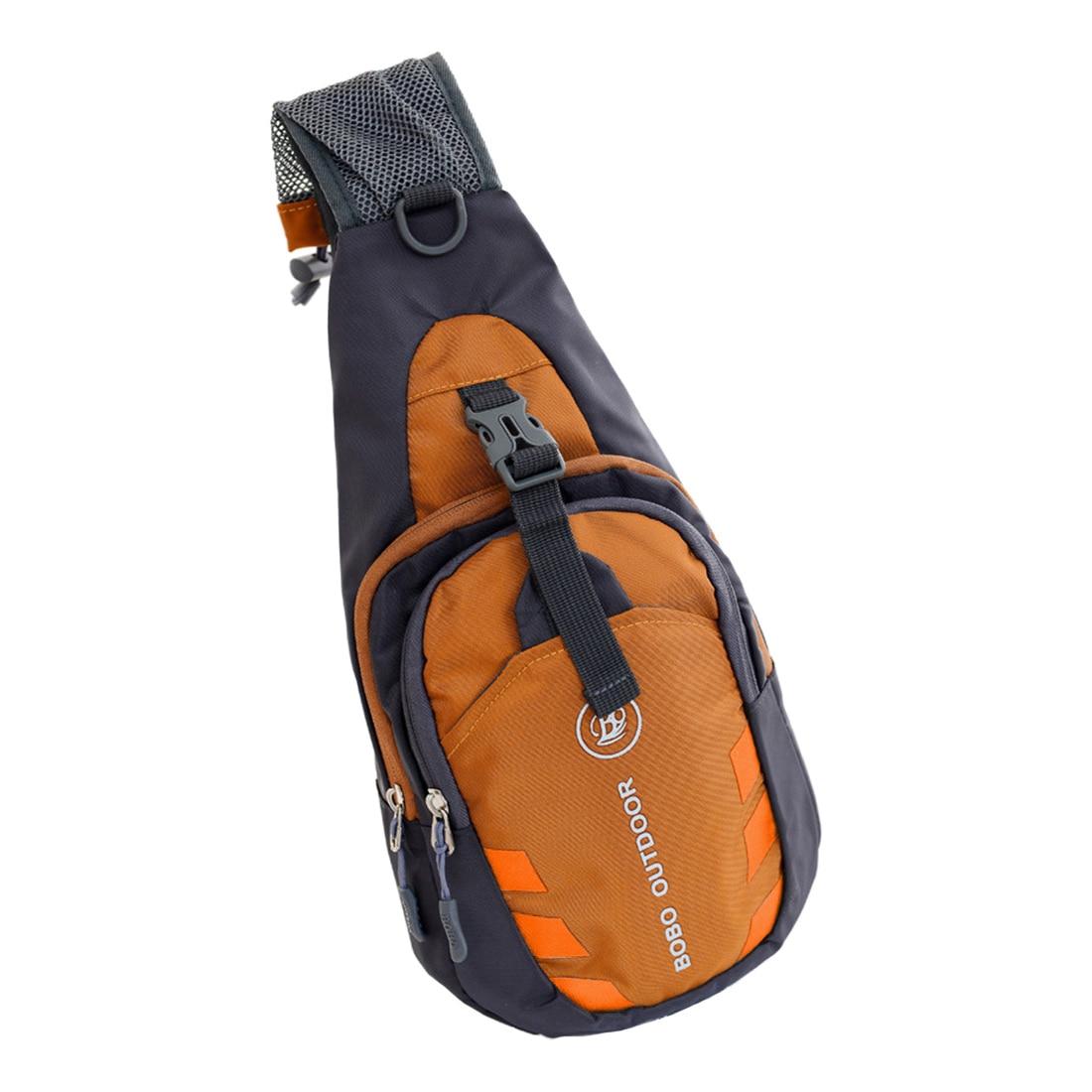 FGGS Mens Underarm Anti-Theft Holster Cross-Body Shoulder Fashion Travel Bag Yellow