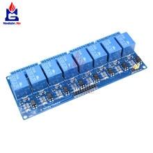 5V 8 canaux relais Module carte pour Arduino optocoupleur 8 canaux relais maison intelligente commutateur Max 10A ca 250V cc 30V