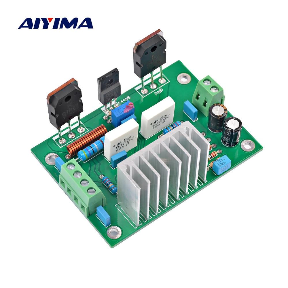 AIYIMA UPC1298V Mono placa amplificadora 80W HIFI Placa de amplificador de audio un canal 8Ohm DIY sistema de sonido altavoz Home Theater