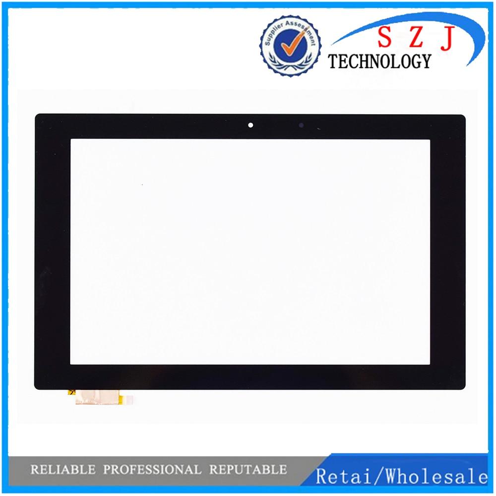 "Touch Screen Panel Digitizer Sensor Glass For Sony Xperia Tablet Z2 SGP511 SGP512 SGP521 SGP541 10.1"" Short Cable"