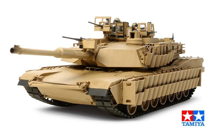 Бак Wenshin 1/35 U.S. M1A2 SEP TUSK II Abrams модель 35326