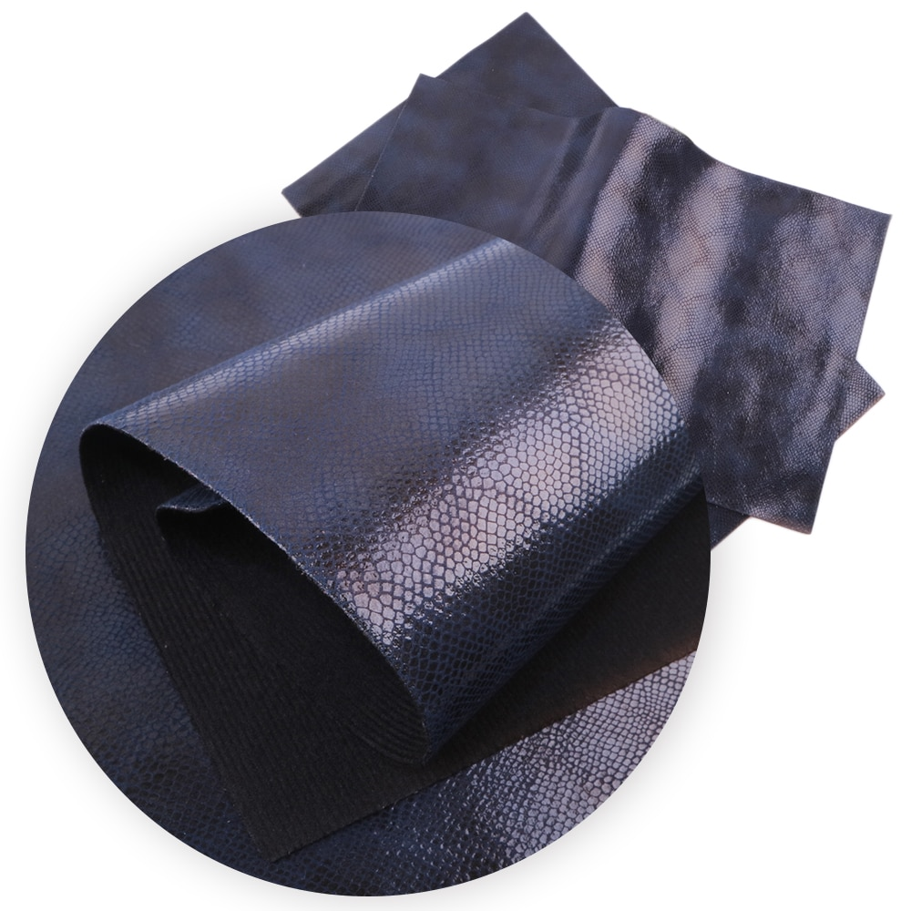 David accessories 30x140cm dot faux artificial Synthetic leather fabric hair bow diy decoration crafts 1piece,c4378
