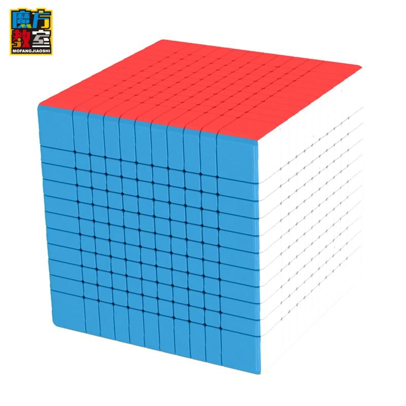 Новейший Moyu Meilong 11x11 11Layers Speed Magic Cube MoYu 11x11x11 Stickerless Cube Puzzle Magico Cobo Kids