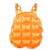 Gonflé petit sac à dos enfants école sac à dos livre sac avec coquille de tortue pour enfants cadeau de noël étanche sacs à dos plage