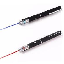 1 pièces 5mW 532nm vert stylo Laser puissant Point Laser présentateur à distance Laser chasse Laser alésage sipper sans batterie chat jouet