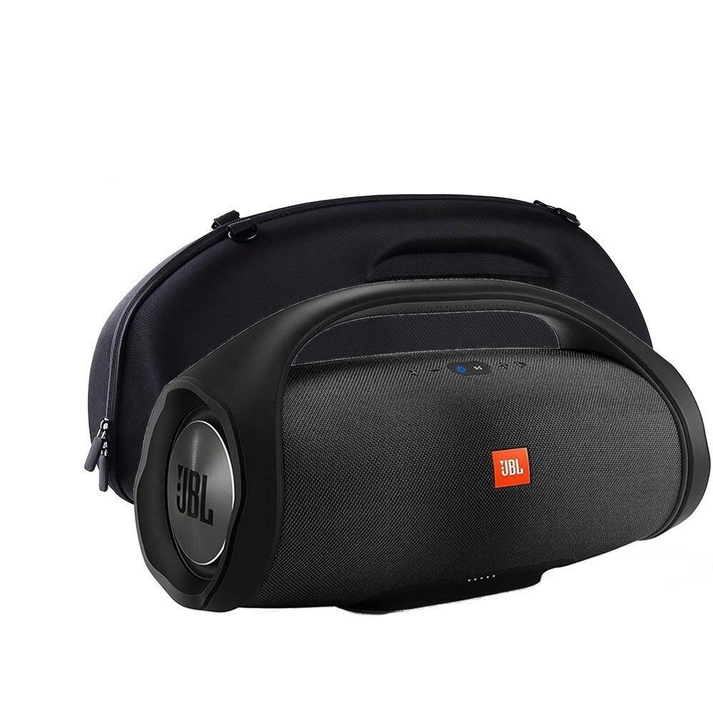 Funda protectora dura de EVA portátil, funda protectora de altavoz personalizado, bolsa de Estuche de transporte para Altavoz Bluetooth inalámbrico JBL Boombox