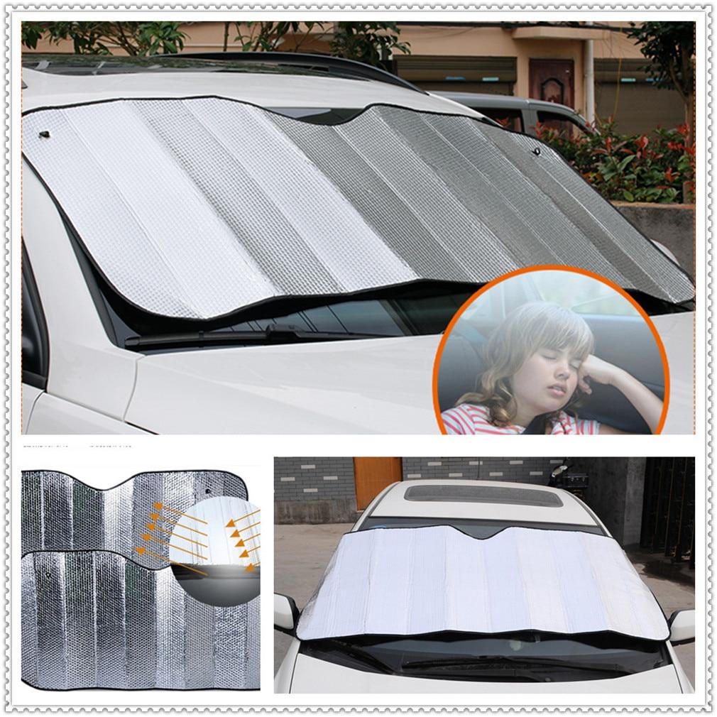 Окна автомобиля солнцезащитный тент шторы на ветровое стекло экран от солнца