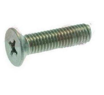 FAEMA 503605180 ducha de acero inoxidable tornillo M5x20 3 paquete