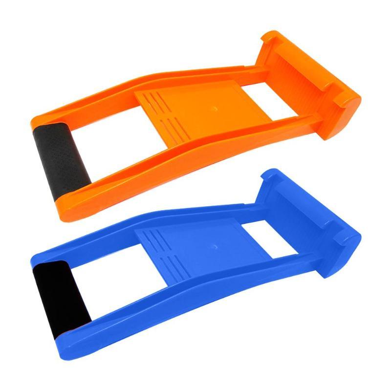 Placa levantadora de puerta Pie de yeso herramienta de elevación de placas de yeso herramienta de reparación de paneles de yeso durabilidad herramienta de carpintería de elevación de pies en miniatura