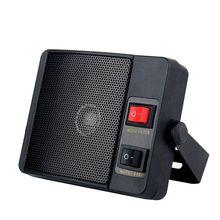Haut-parleur externe 3.5mm en diamant   Robuste, mm, pour talkie QYT YAESU ICOM KENWOOD CB, Radio mobile bidirectionnelle