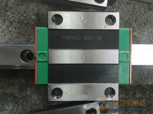 CNC HIWIN HGR30-900MM السكك الحديدية دليل خطي من تايوان
