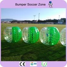 Livraison gratuite 1.0 m pour enfants gonflable bulle Football humain Hamster balle pare-chocs corps costume Loopy bulle Football Zorb balle