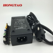 110-220v ca à cc 12 V/15 V/16 V/18 V/19 V/20 V/24 V adaptateur de chargeur dordinateur portable 96W chargeur universel dalimentation Netbook pour ordinateur portable