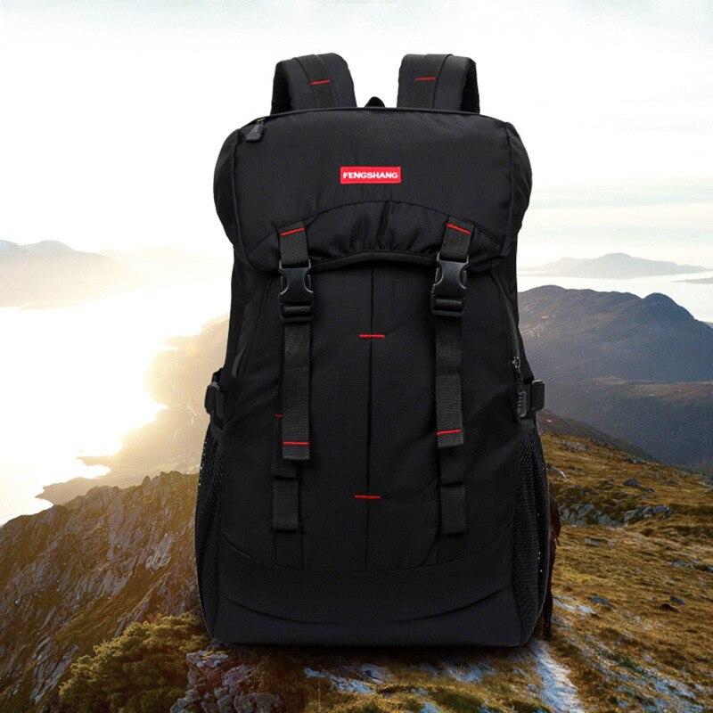 50L sac de randonnée en plein air sac à dos de voyage étanche alpinisme Trekking Camping escalade Sport sacs sac à dos loisirs quotidiens