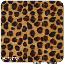 Animal Pattern Aquaprint Film Width Holographic Vinyl 1M GW12745 Hydrographic Films Water Transfer Film