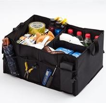 Conveniente multifuncional bolsa de almacenamiento para Peugeot 206, 207, 208, 307, 307s 308 de 308s 406, 407, 508, 2008, 3008, 4008 accesorios de coche