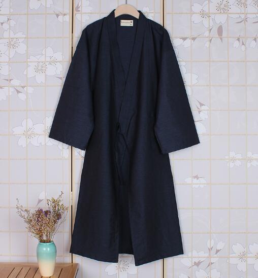 Japanese kimono Pajama robes Samurai clothing