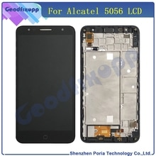 Mobile Phone LCDs For Alcatel Pop 4 Plus 5056D OT5056D OT5056 5056 5056A LCD Display Touch Screen Di