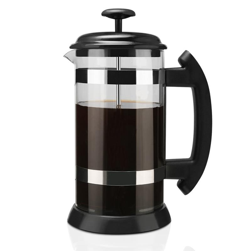 1000 مللي دليل المحمولة الفرنسية مكابس صانع كنكة القهوة تصفية وعاء المنزلية ماكينة القهوة إبريق قهوة Percolator أداة
