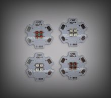1x Cree XBD XB-D 12V 4 żetony RGBWY 12W LED emiter wysokiej mocy na 20mm gwiazda
