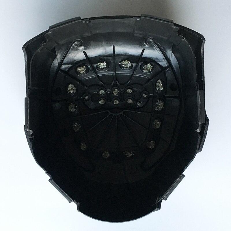 Funda negra para volante de 4 radios para A4 (2008-2012) A5 (2008-2011) A6C6 (2005-2011) A8 (2004-2010) Q5 (2009-2012) q7 (2007-2015)