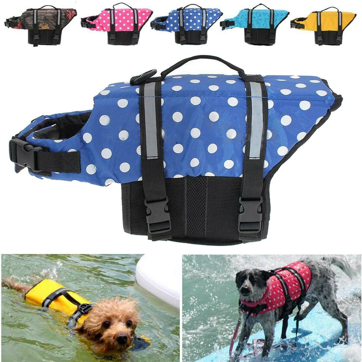 Vender mascotas perro gato protector chaleco salvavidas chaleco reflectante salvavidas acuáticos vela