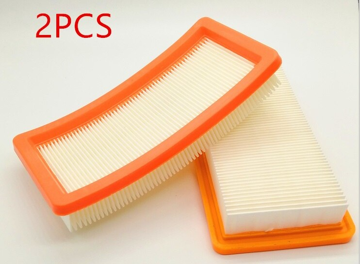 2 pçs/lote Lavável filtro karcher para DS5500,DS6000,DS5600,DS5800 Peças Karcher robô aspirador de pó 6.414-631.0 filtros hepa