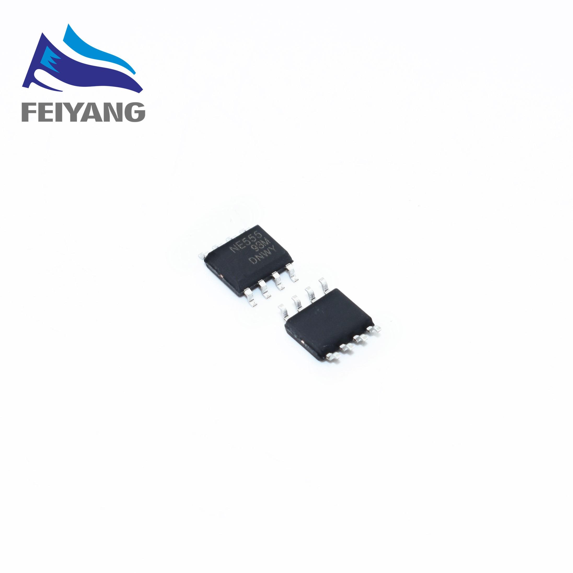 1000PCS NE555DR SOP8 NE555 NE555DT SOP SMD novo e original IC frete grátis