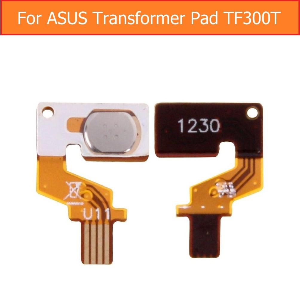 Подлинный гибкий кабель включения и выключения питания для Asus Transformer Pad TF300 TF300TG кнопка блокировки экрана и Кнопка питания для сна гибкий каб...