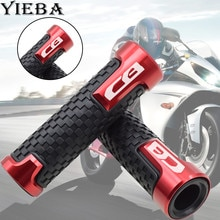 Motorcycle handlebar grip handle bar Motorbike grips FOR honda CB190 CB1300 CB1000 CB919 cb900f CB599 CB600F cb400/CB400SF