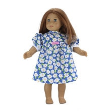 1set dress clothes for American girl 18inch doll clothes for children best gift
