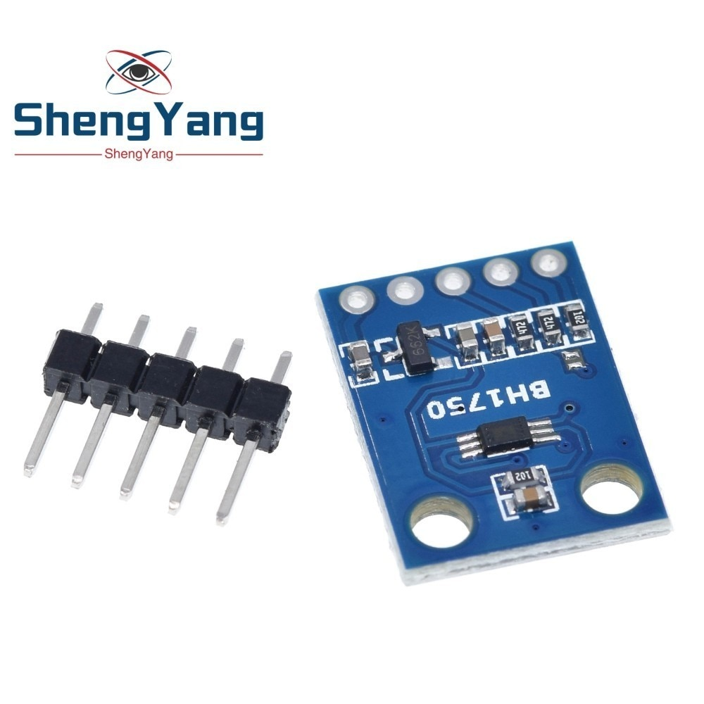 TZT GY-302 BH1750 BH1750FVI модуль интенсивности света освещения для arduino 3 V-5 V